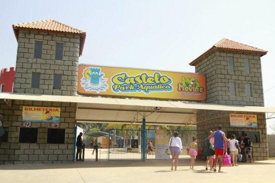 Reabertura Castelo Park Aquático